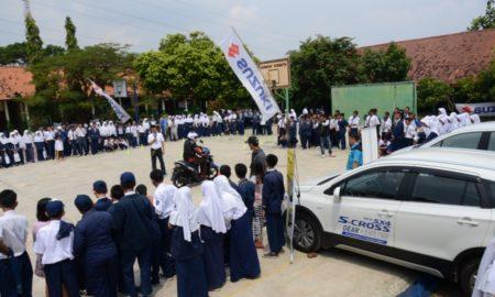 Gerakan Suzuki Peduli Keselamatan