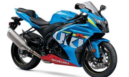 Suzuki GSX-R750 2018