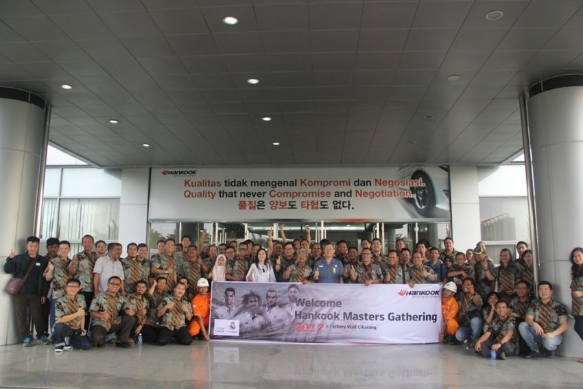 Hankook Masters Gathering