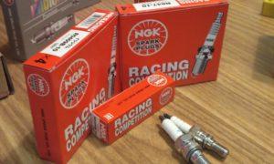Busi Racing NGK untuk Motor