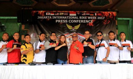 Jakarta International Bike Week 2017