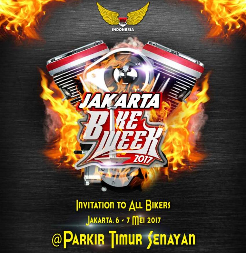 Jakarta International Bike Week 2017