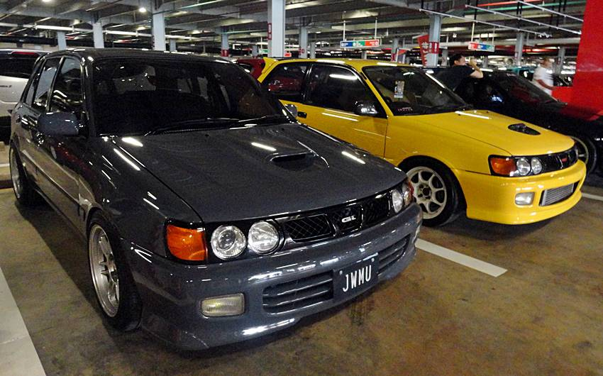 Japanese Wheels Meet Up 2