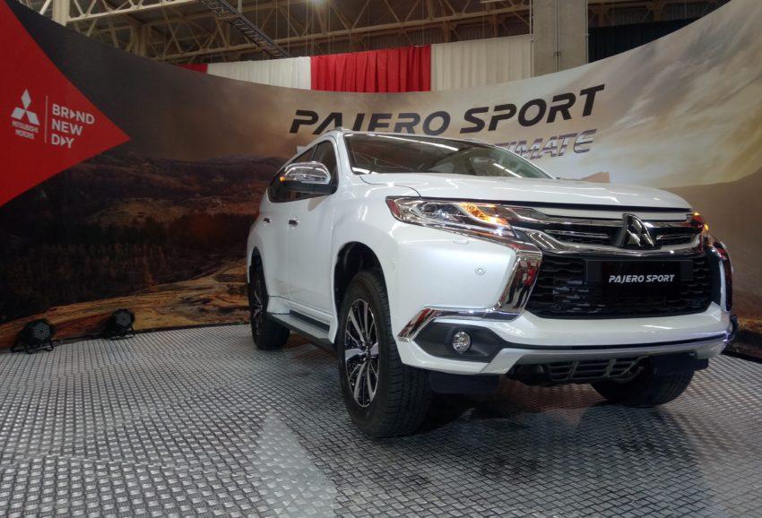 Mitsubishi Pajero Sport Dakar 4x2 Ultimate