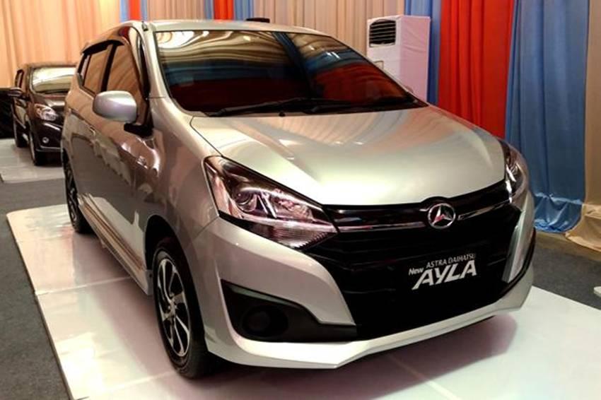 New Astra Daihatsu Ayla