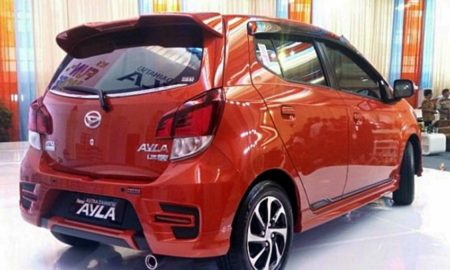 New Daihatsu Ayla 1.2