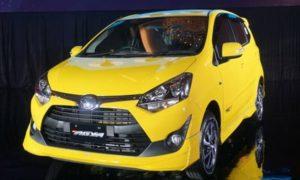 New Astra Toyota Agya