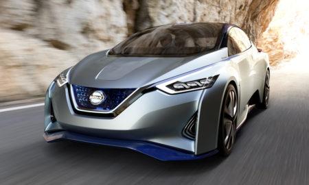 Mobil Otonom Nissan
