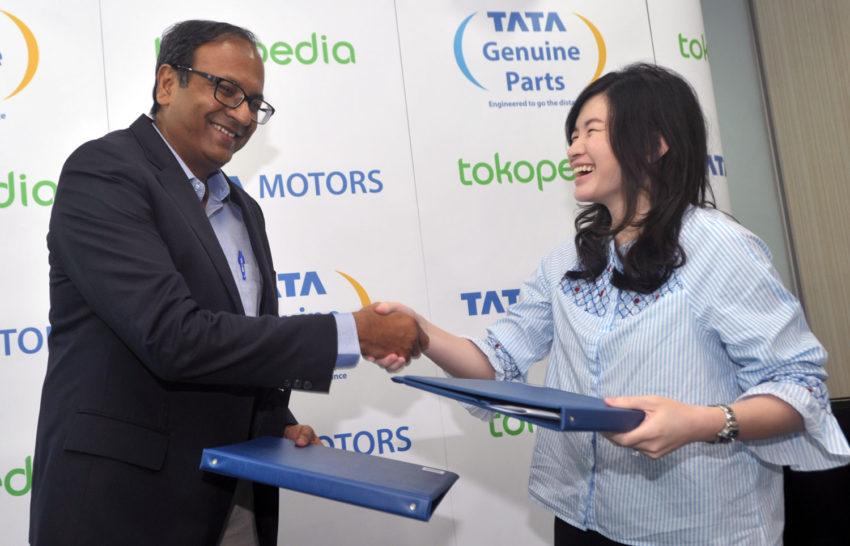 Tata Online Parts Shop