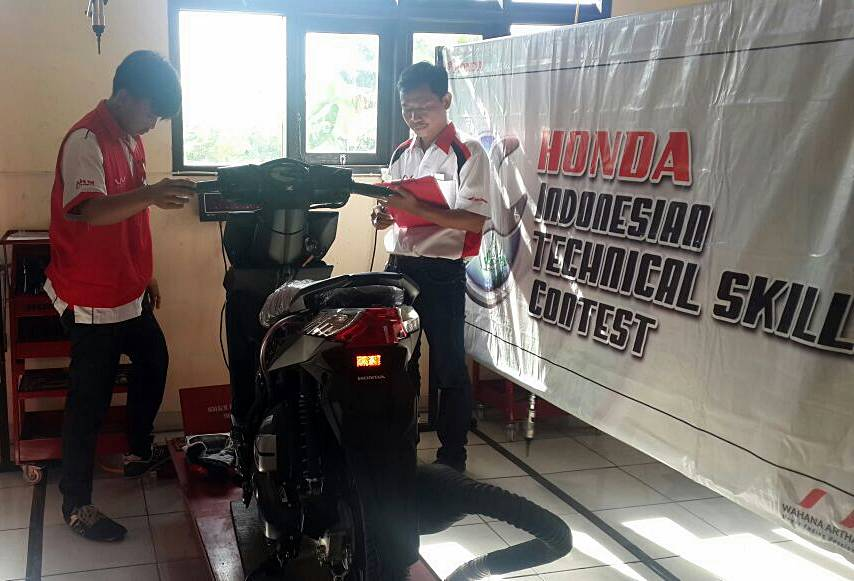 Technical Contest for Technical High School 2017