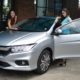 Test Drive New Honda City