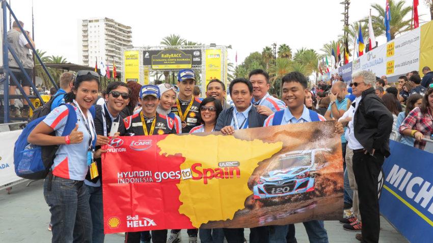 WRC Hyundai i20