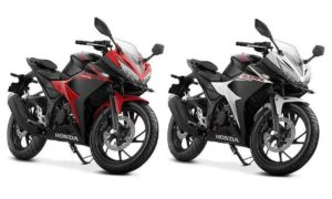 Warna dan Striping Baru New Honda CBR150R