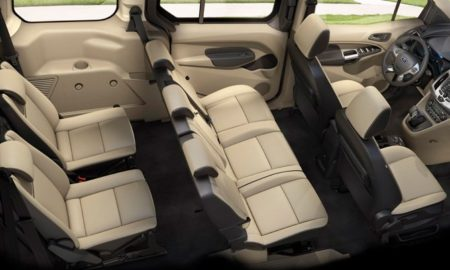 Ford Automatically Adjusting Rear Seats