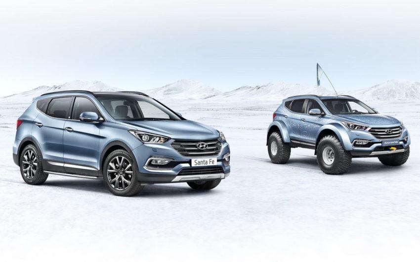 Hyundai Santa Fe Endurance