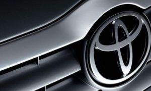 Truk Toyota Berbahan Bakar Hidrogen