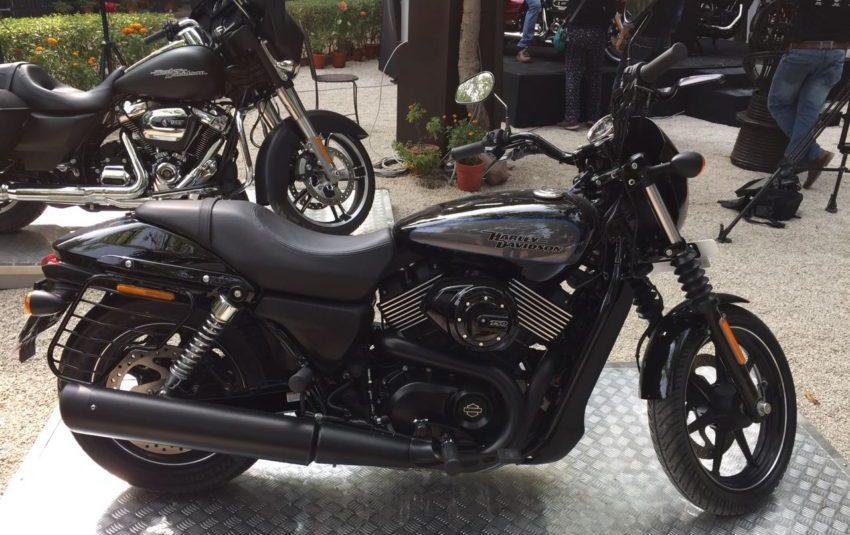 Pabrik Harley-Davidson di Thailand