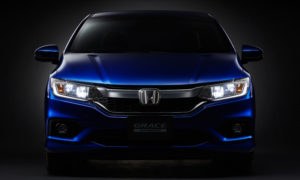 Honda City Hybrid Facelift