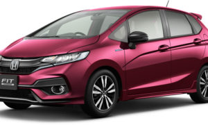 New Honda Jazz 2017