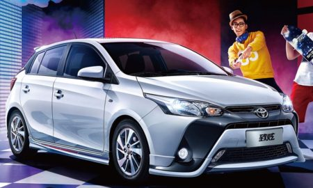 Toyota Yaris MY2017