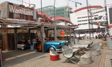 The Wasteland IIMS 2017