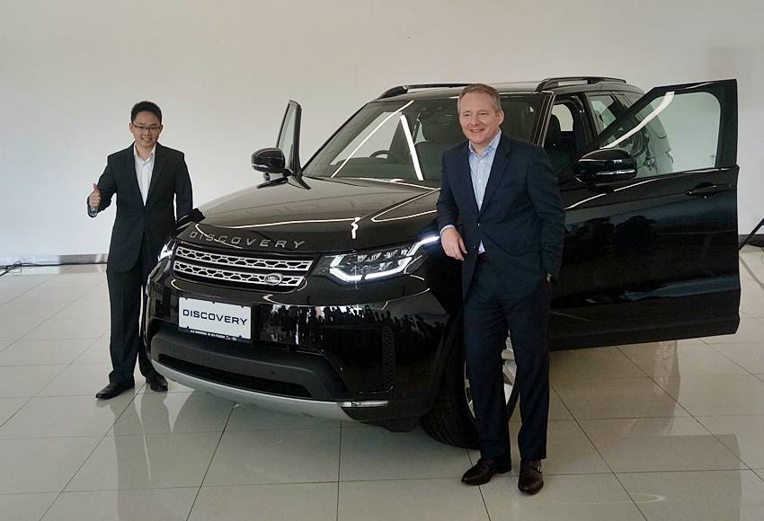 All New Land Rover Discovery