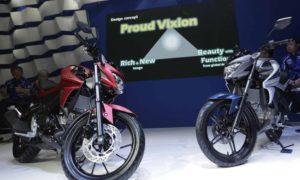 All New Yamaha Vixion R