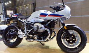 BMW R Nine T Racer