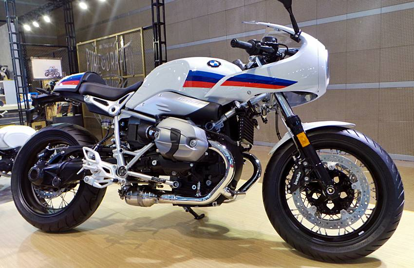 bmw r ninet racer classic modern bike. Black Bedroom Furniture Sets. Home Design Ideas