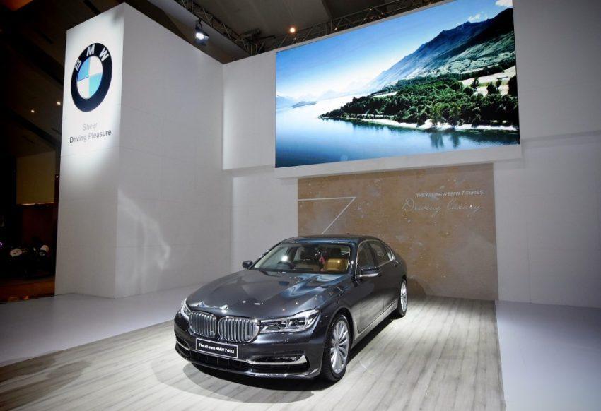 Harga Mobil BMW di IIMS 2017