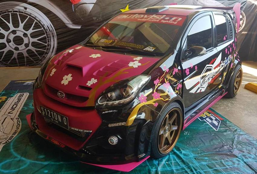 Daihatsu Dress-up Challenge 2017