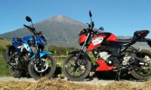 Suzuki GSX-S150 Epic Ride