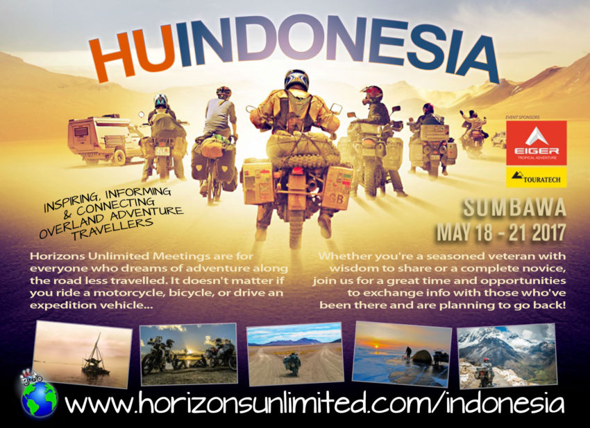Horizon Unlimited Indonesia 2017