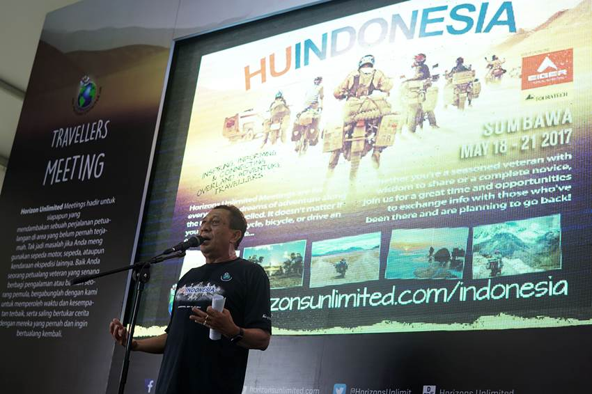 Horizons Unlimited Indonesia 2017