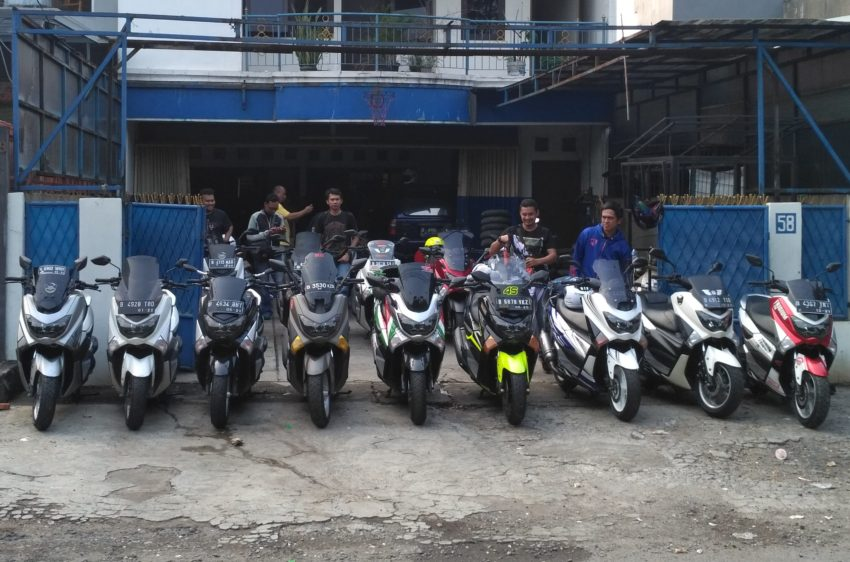 Test Ride Ban Zeneos Milano