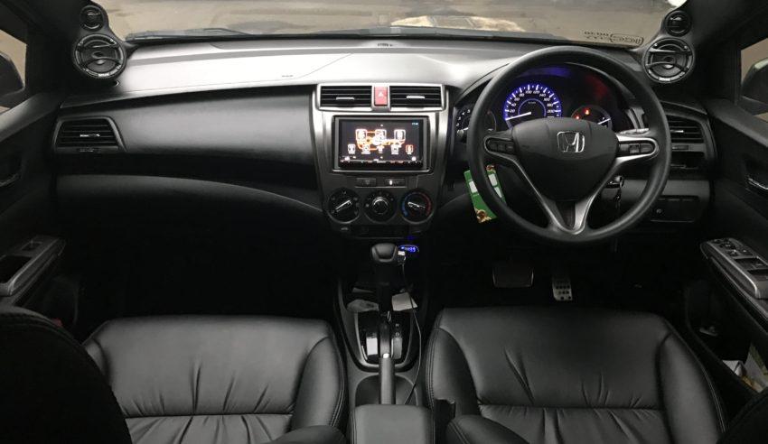 Modifikasi Car Audio Honda City : Jawara EMMA 2017