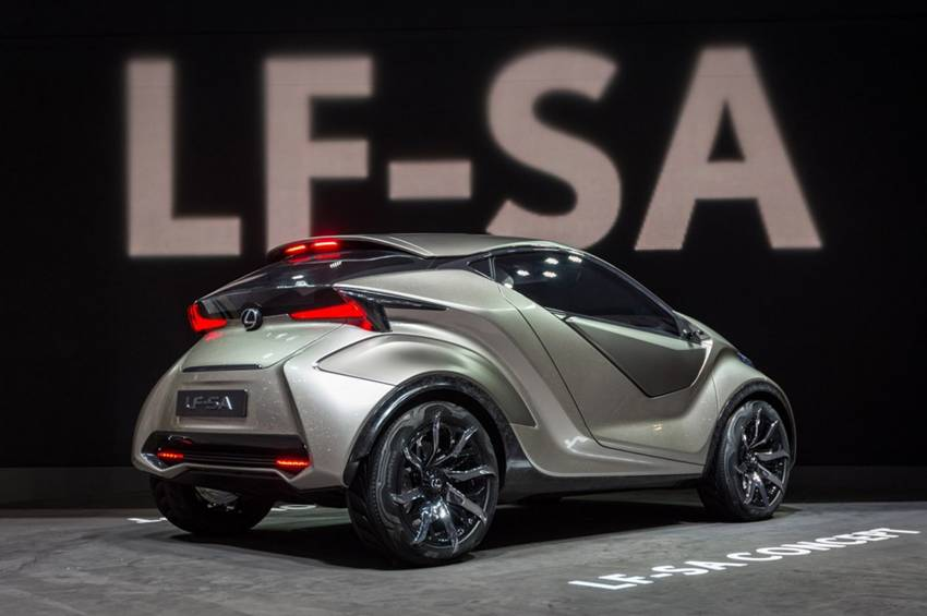 City Car Lexus