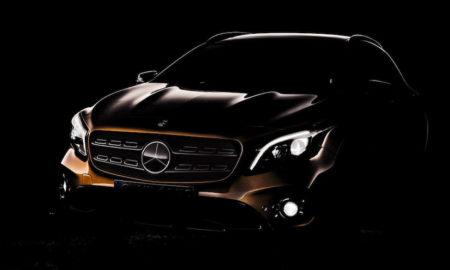 Mercedes-Benz GLA 250 facelift