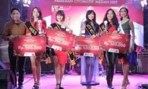 Miss Motor Show Medan 2017