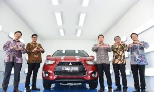 Mitsubishi Bodi dan Cat Makassar