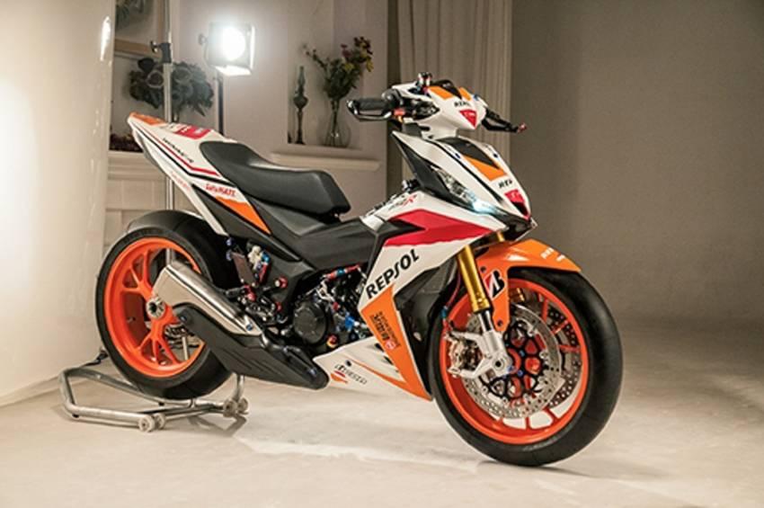 Modifikasi Honda Rs150r Bebek Super Dari Vietnam