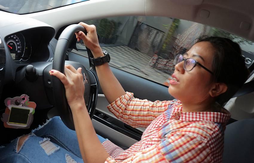 Mudik Pakai City Car