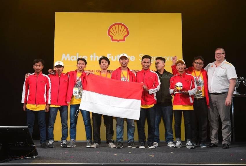 Shell Eco-marathon Drivers World Championship Asia 2017