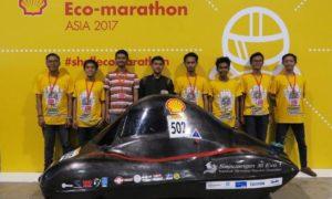Shell Eco-marathon Drivers World Championship Europe 2017