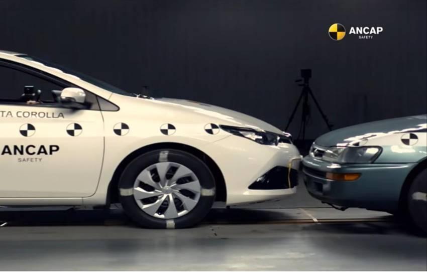 Toyota Corolla 1998 vs Toyota Corolla 2015