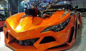 Modifikasi Toyota Yaris
