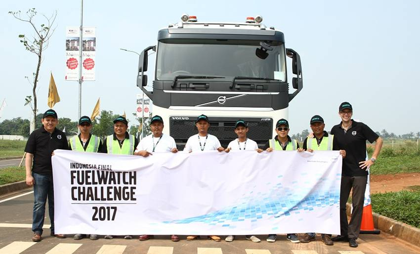 Volvo Truck Fuelwatch Challenge 2017