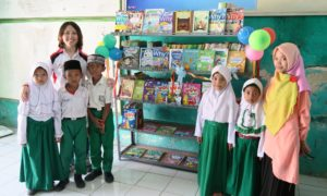 Book Corner Wahana