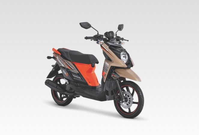 New Yamaha X-Ride