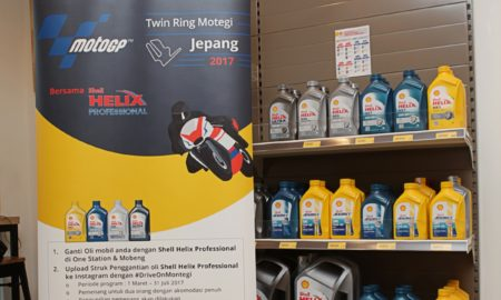 Shell Nonton Bareng MotoGP Motegi